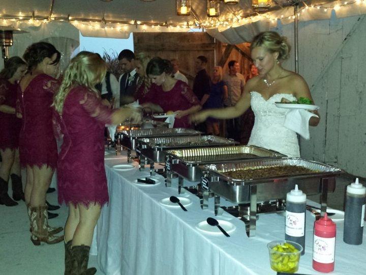 Tmx 1496705027129 Barn Wedding 3 Olathe, KS wedding catering