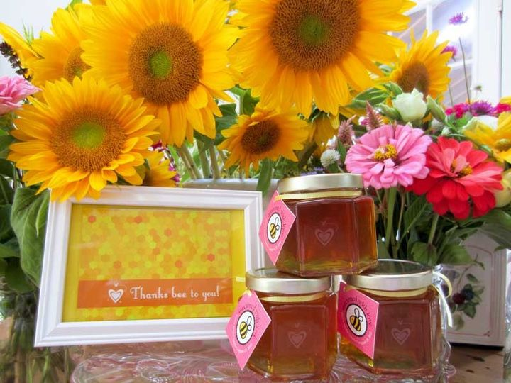 Tmx 1416452800510 Thanks Bee To You Honey Favors Eatontown wedding favor