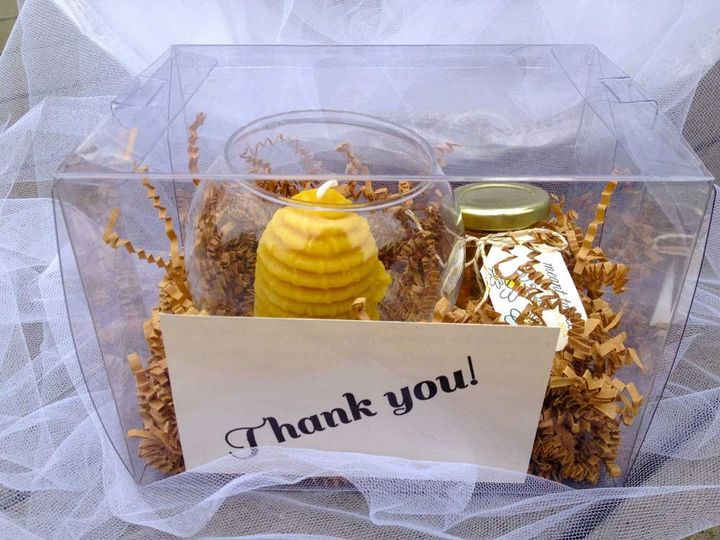 Tmx 1416453235237 Skep Candle  2oz Honey Jar Favors Eatontown wedding favor