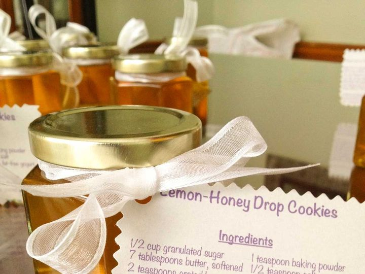 Tmx 1416455449959 Bridal Shower Favor With Attached Recipe Tag Eatontown wedding favor