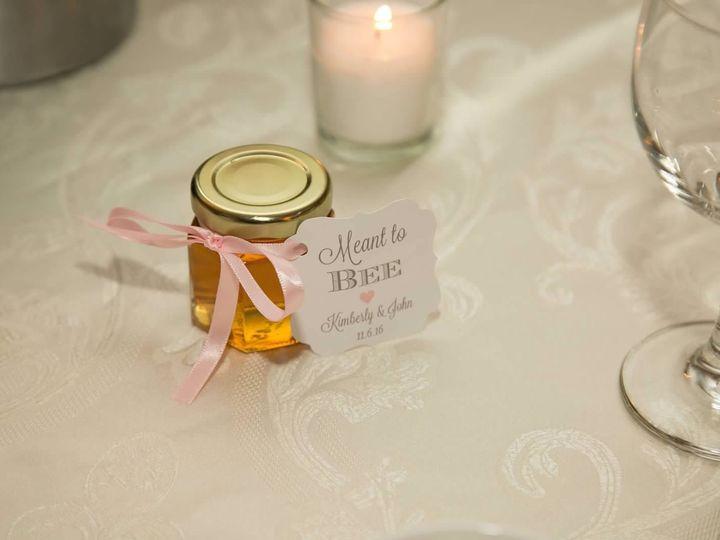 Tmx 2oz Honey Favor Meant To Bee Diy Decorated 51 356924 162056606133576 Tinton Falls, NJ wedding favor