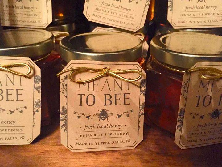 Tmx 6oz Honey Favor Diy Decorated 51 356924 162056606173733 Tinton Falls, NJ wedding favor