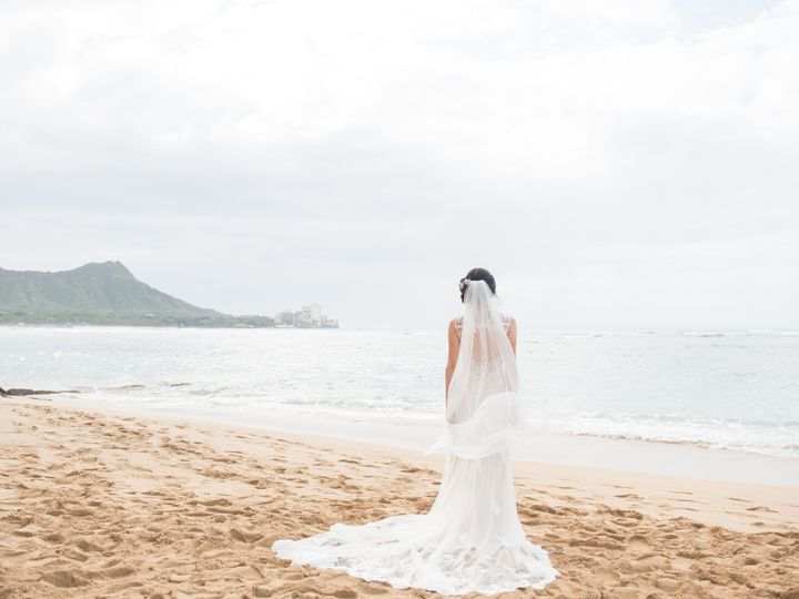 Tmx 1526673616 677d74211a994d8b 1526673613 9da44d966de4088f 1526673607738 2 Bridal Portrait Honolulu, HI wedding planner