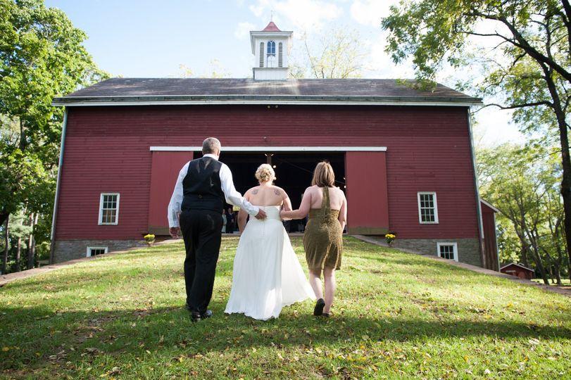 barn wedding philly pa