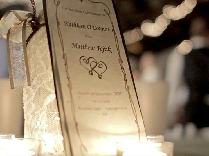 Tmx 1360017392988 AustinWeddingVideographyFojtik061024x481 Denver wedding videography