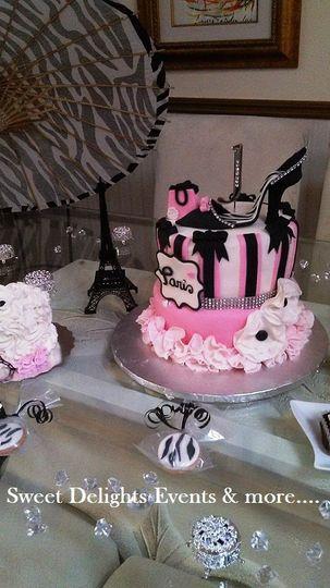 cake de paris