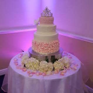 Tmx 1439435067126 Vanessas Cake Kissimmee wedding cake