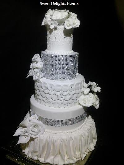 Tmx 1439435118006 Cake Domie Blanco Kissimmee wedding cake