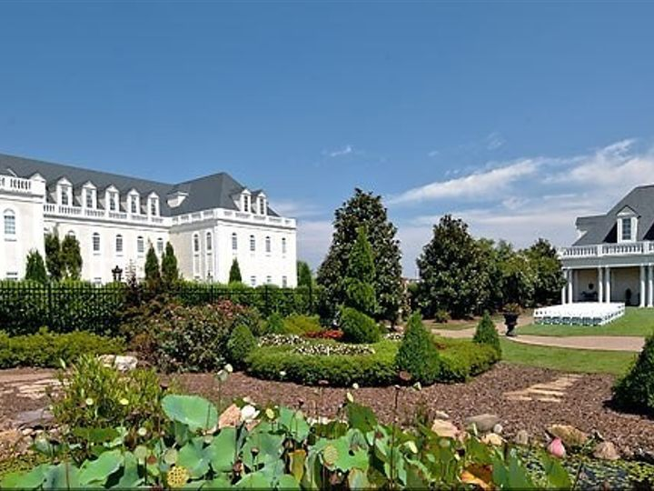 Tmx 1368117082306 Hall Gardens Landmark Wedding Pictures1   Copy Garner, North Carolina wedding venue