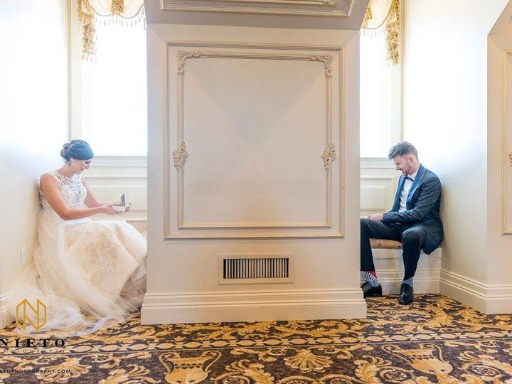 Tmx 1528571052 7613e1f9a23045a5 1528571051 3965c9b58a095f74 1528571053489 8 Hall At Landmark W Garner, North Carolina wedding venue