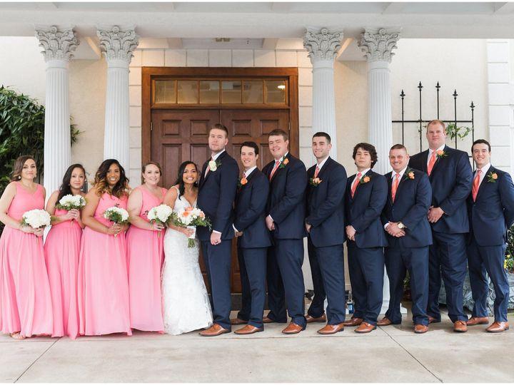 Tmx 1529609333 B52dc5ee6a6046c2 1529609331 742ff274a7bca0f9 1529609330146 1 KiaraandBryan 0381 Garner, North Carolina wedding venue