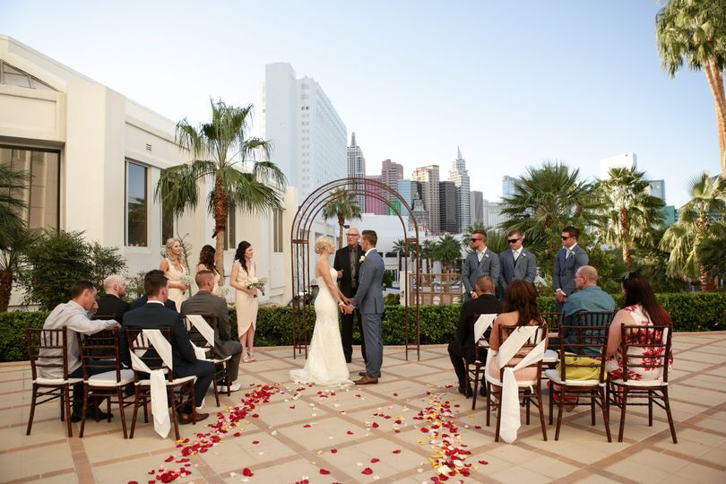 Tropicana Las Vegas Weddings Reviews Amp Ratings Wedding Ceremony Amp Reception Venue Wedding