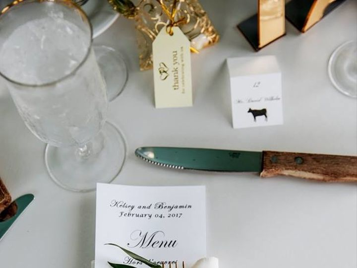 Tmx 1502982299272 Kelsey Ben Wedding 8 Sarasota wedding catering