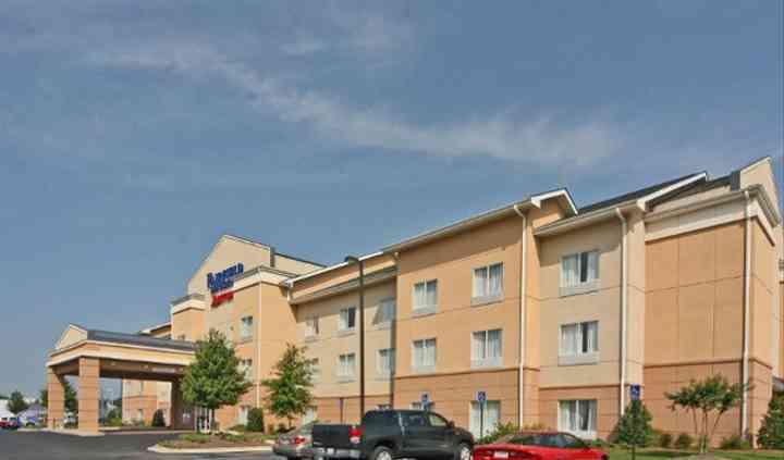 Marriott Fairfield Inn & Suites Fultondale/Birmingham