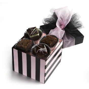 Tmx 1266758471038 FavorBrownieslg Harvard wedding favor