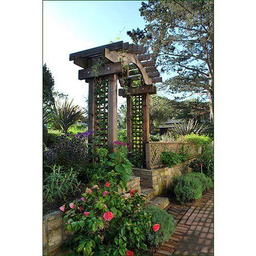 GardenPathArbor