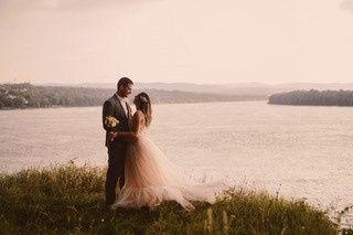 Lakefront Wedding