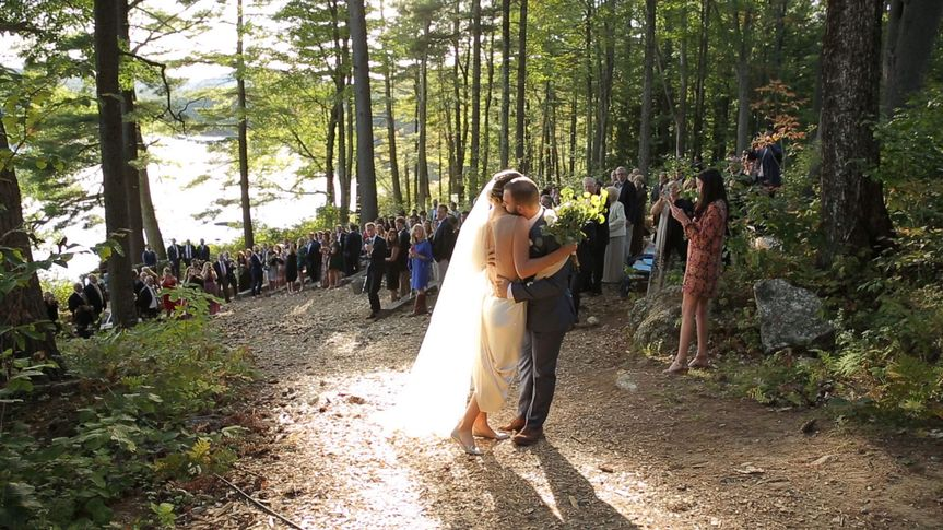 wedding in the woods nh