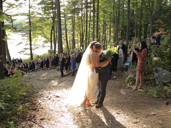 Tmx 1465501222059 Wedding In The Woods Nh Intervale wedding videography