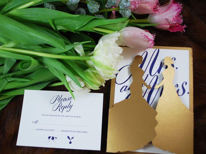 Tmx 1462564739754 Lesbian Invite Philadelphia wedding invitation