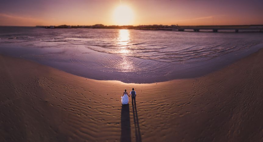 Sunset love - Richard Bell Photography