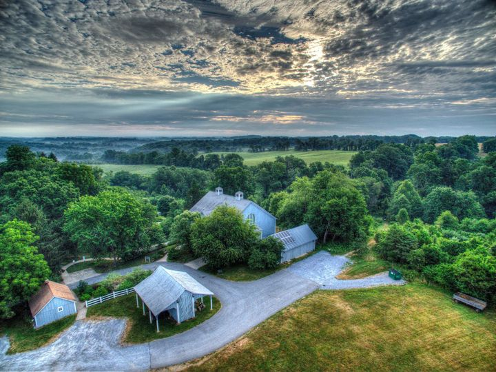 232 acres, historic farmstead