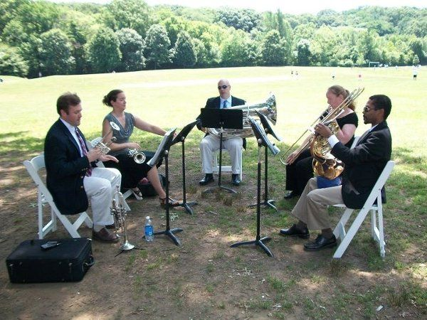 Tmx 1320685008775 BrassinNYCPark New Haven wedding ceremonymusic