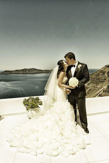 Kivotos of Aegean Wedding Designers