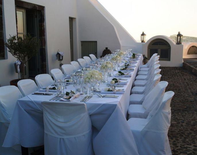 Kivotos Of Aegean Wedding Designers Planning Athens Gr