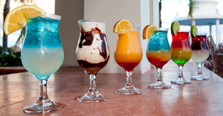 Cocktail juices