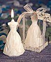 Tmx 1300926091020 ElegantWeddingGownCandleFavor Bethlehem wedding favor