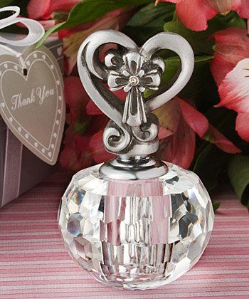 Tmx 1300926163458 HeartCrossDesignPerfumeBottleFavors Bethlehem wedding favor