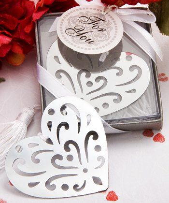 Tmx 1300926176333 HeartBookmarkFavors Bethlehem wedding favor