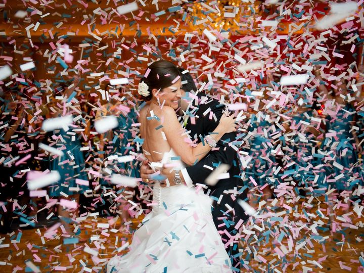 Tmx 1418246372816 Weddingconfetti2 Hoboken, NJ wedding dj