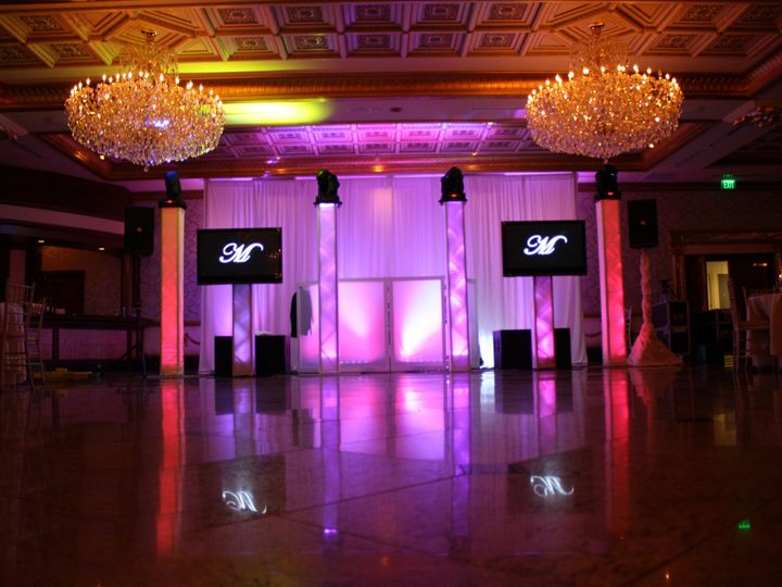 Tmx 1418246749350 Pure Wedding Set Up Hoboken, NJ wedding dj