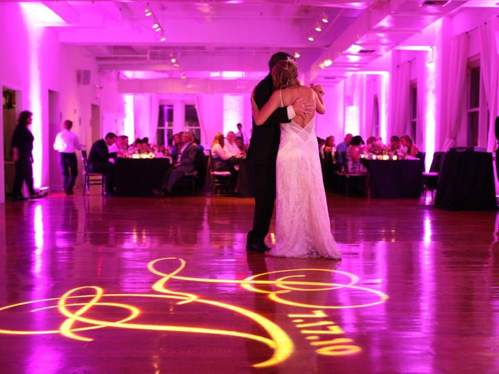 Tmx 1418246778887 Up Lighting Monogram Hoboken, NJ wedding dj