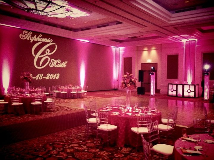 Tmx 1418246807038 Uplights Gobo Hoboken, NJ wedding dj