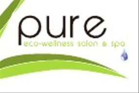 pure eco-wellness salon & spa