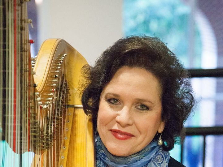 Tmx 1516223324 48d1967f1db234e1 1441819846824 0003 Laura S. Byrne Harpist 10 18 13 Raleigh, NC wedding ceremonymusic