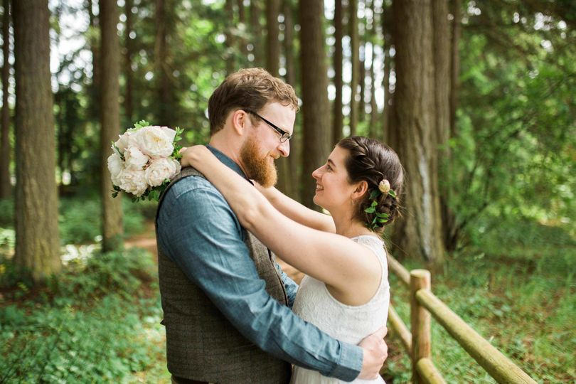 kitsap memorial state park wedding photography
