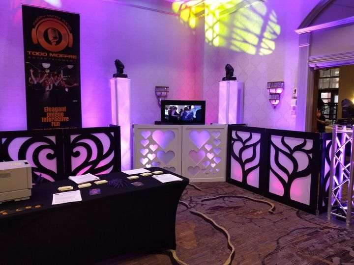 Tmx Todd Moffre Dj And Photo Booth Wedding Expo 1 51 693034 157867513026847 Schenectady, NY wedding dj