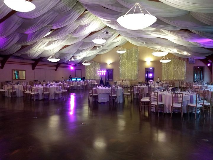 An elegant venue