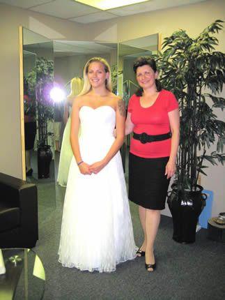 bridal alteration specialist nadiarochester ny