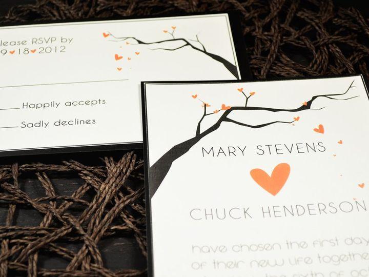 Tmx 1342455242063 Amoreset Hampton wedding invitation
