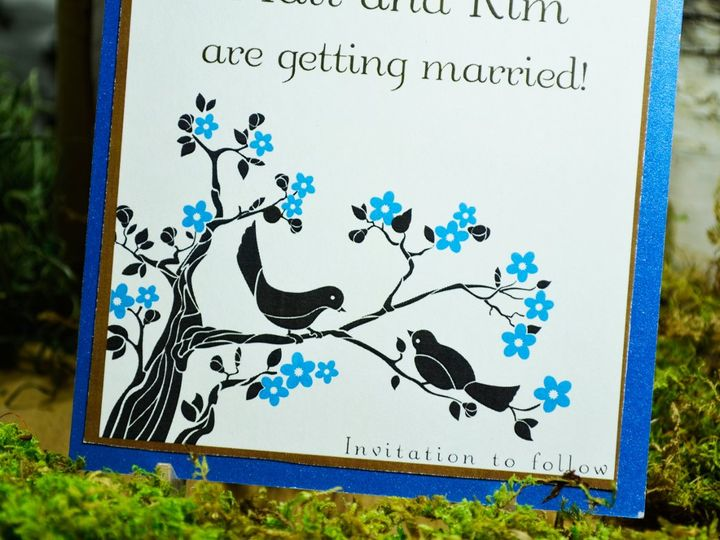 Tmx 1342455273387 Chirpdetail Hampton wedding invitation