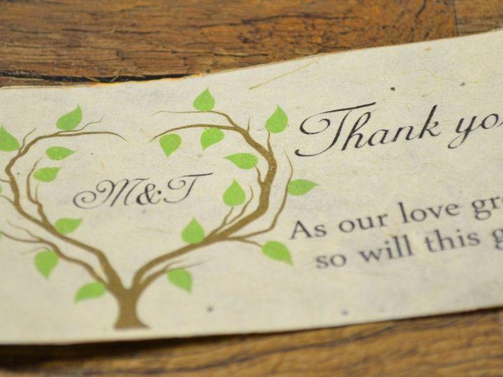 Tmx 1342455344314 Seedpapertag Hampton wedding invitation