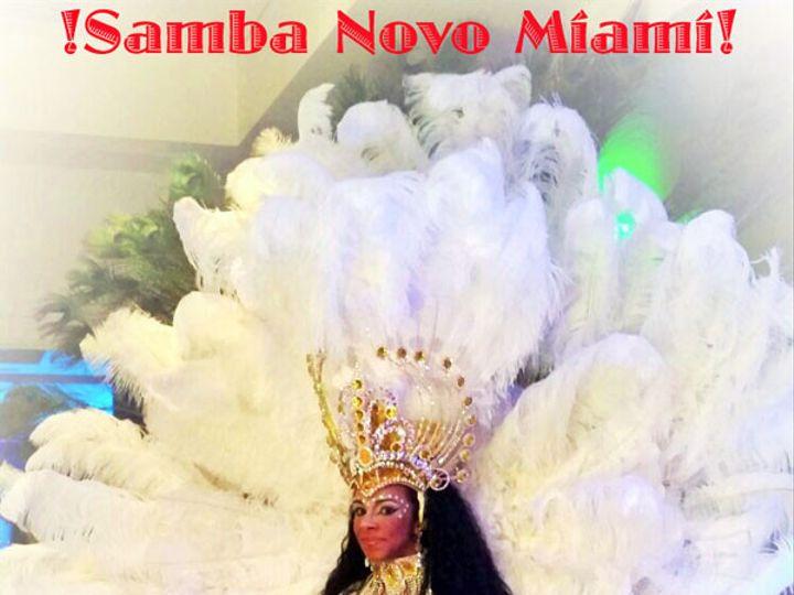 Tmx 1453689998595 Samba Novo M Crew1 Brooklyn wedding band