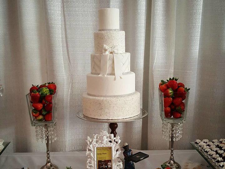 Tmx 1515706620326 Sm19 Sacramento wedding cake