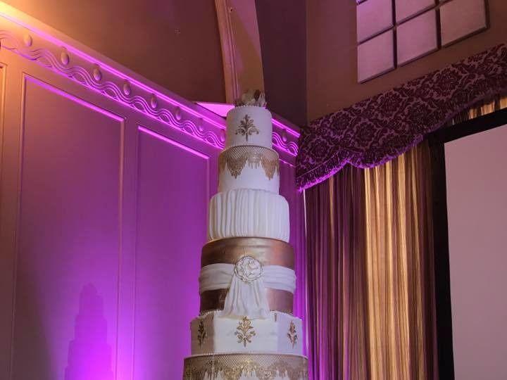 Tmx 1515706648016 Sm14 Sacramento wedding cake