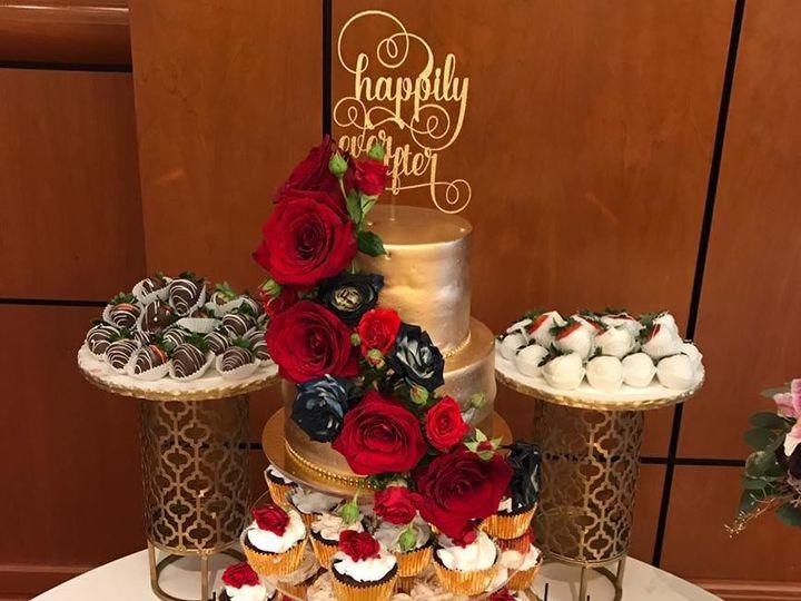 Tmx 1515706657737 Sm13 Sacramento wedding cake